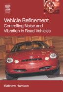Vehicle Refinement
