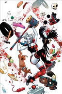 Harley Quinn's Cover Gallery Deluxe Edition