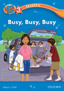 Busy Busy Busy  Let s Go 3rd ed  Level 3 Reader 6