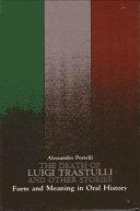 The Death of Luigi Trastulli and Other Stories