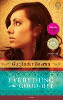Everything Was Goodbye Pdf/ePub eBook