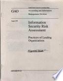 Informational Security Risk Assessment Book PDF