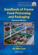 Handbook of Frozen Food Processing and Packaging, Second Edition
