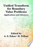 Unified Transform for Boundary Value Problems