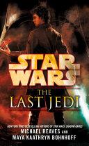 Star Wars  The Last Jedi  Legends