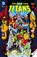 New Teen Titans Vol  4