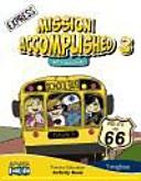 Anaya English, Mission Accomplished, Express, 3 Educación Primaria. Activity Book