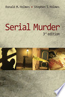 Cover of Serial Murder