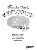 The Sports card explosion