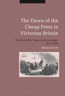 The Dawn of the Cheap Press in Victorian Britain