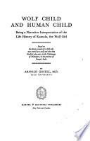 Wolf Child and Human Child
