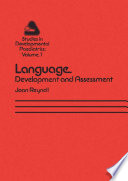 Language Development and Assessment