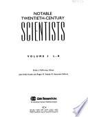 Notable Twentieth-century Scientists: L-R