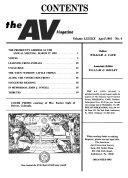 The A-V.