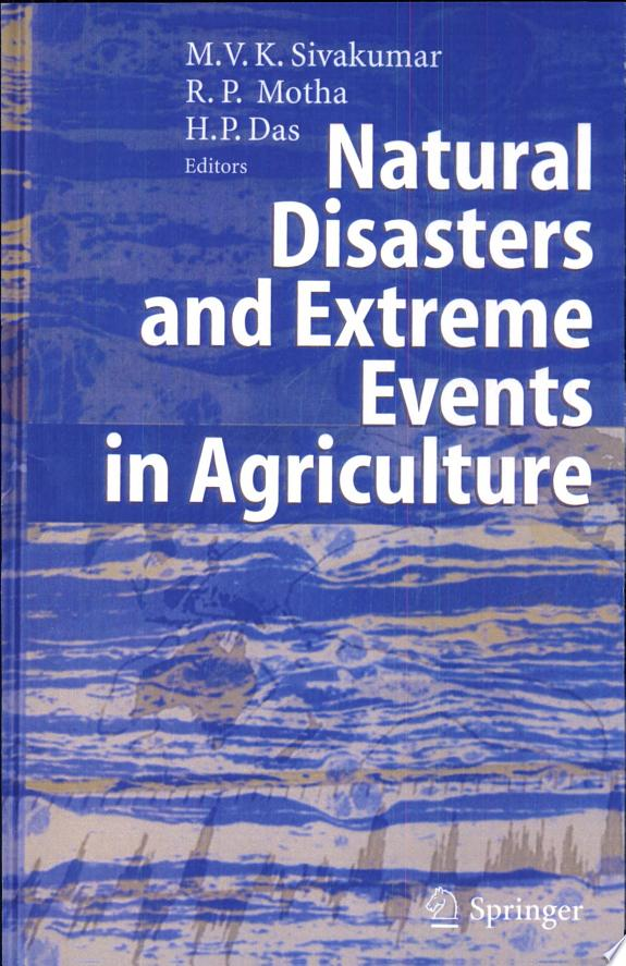 Natural Disasters and Extreme Event