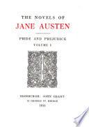 Novels  Pride and prejudice