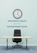 Precarious Labour and the Contemporary Novel