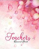 Teacher Record Book Book