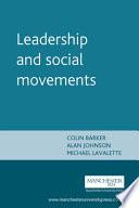 Leadership And Social Movements