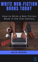 Write Non-Fiction Books Today