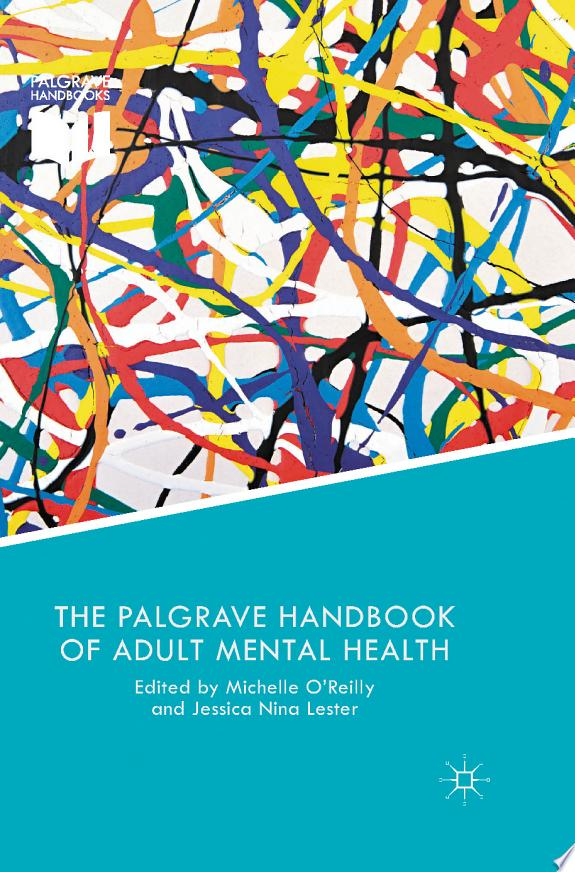 The Palgrave Handbook of Adult Ment