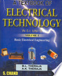 A Textbook of Electrical Technology-Basic Electrical Engineering, Theraja.