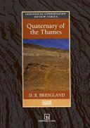 Pdf Quaternary of the Thames Telecharger