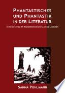 Phantastisches und Phantastik in der Literatur