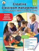 Creative Classroom Management  Grades 3   5 Book