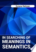 In Searching Of Meanings In Semantics Book