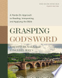 Grasping God s Word  Fourth Edition