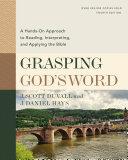 Grasping God s Word  Fourth Edition