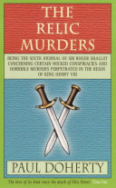 The Relic Murders (Tudor Mysteries, Book 6)