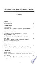 The Newcastle law review