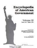 Encyclopedia of American Government  Labor law