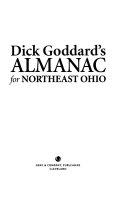 Dick Goddard s Almanac for Northeast Ohio 2003 Book PDF