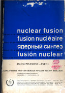 Proceedings of the Conference on Plasma Physics and Controlled Nuclear Fusion Research