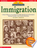 Read Aloud Plays Immigration