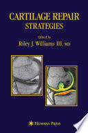 Cartilage Repair Strategies Book PDF