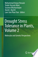 Drought Stress Tolerance in Plants  Vol 2 Book