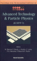 Advanced Technology and Particle Physics