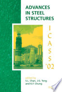 Advances in Steel Structures Book