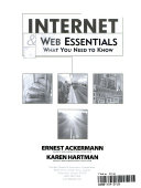 Internet Web Essentials