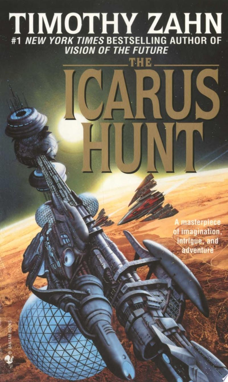 The Icarus Hunt banner backdrop