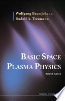 Basic Space Plasma Physics Revised Edition  Book PDF
