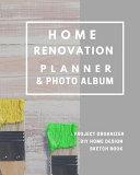 Home Renovation Planner   Photo Album