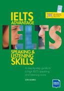 IELTS Advantage Speaking and Listening Skills  Book   CD ROM