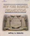 New York Business Organizations
