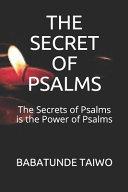 The Secret of Psalms
