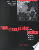 Race, Class, Gender, and Justice in the United States